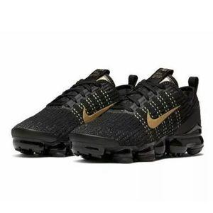 Nike Air VaporMax Flyknit 3 Black Shoes BQ5238 004